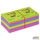 Zestaw (12) 76*76 654-12SSUC-EU  kolor S.STICKY-ULTRA 70005165991 3M