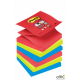 Bloczki POST-IT Z-Notes 76x76mm BORA BORA 6x90k Super Sticky 70005253573