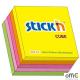 """Bloczek STICK""""N 76x76mm 400k mix 5 kolorów neonowych 21012"""