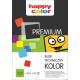 Blok techniczny kolor PREMIUM 220g A3 HAPPY COLOR 3722 3040-09