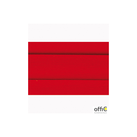 Bibuła marszczona czerwona 07 Fiorello (10) 170-1607 Kw