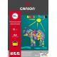 Blok techniczny A4 kolor 160g 400075209 CANSON