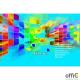 Blok techniczny kolorowy A4 25k SUPERIOR 00045 KRESKA