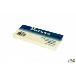 Bloczek samoprzylepny DOTTS 40x50 żółty 100 kartek (3szt) (NS50/40/3/D)
