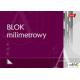 Blok milimetrowy       A3 20 kartek  UNIPAP