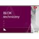 Blok techniczny        C4 10 kartek UNIPAP