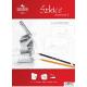 Blok INSPIRACJE 2 -szkice A4 20arkuszy 110g KOH I NOOR BLO-INSZA2-00505