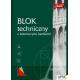 Blok techniczny kolor A4 10 kartek UNIPAP