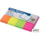 Zakładki indeksujące 50x20x4 pastelowe (4X50) OP5562004-62 KOH I NOOR