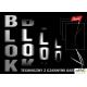 Blok tech czarny kar.  A3 10kartek 180gr/m2 UNIPAP