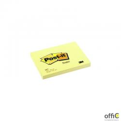 Bloczek TARTAN 10276 102x76 żółty 3M