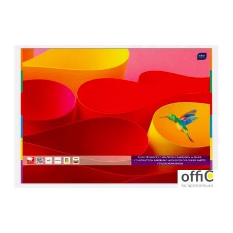 Blok tech.A3 kolor.20k barwiony w masie INTERDRUK  5956
