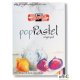 Blok do past.POP PASTEL300*420 MIX 20ark 220g KOH.BLO-PA300MC