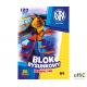 Blok rysunkowy A4 120g ASTRA 106111001
