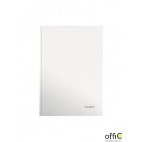 Brulion w kratkę A5 LEITZ WOW biały 46281101