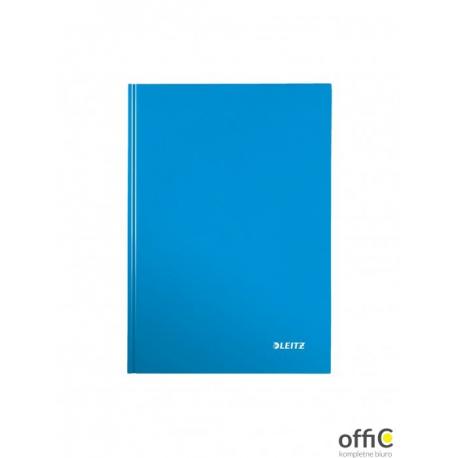 Brulion w kratkę A5 LEITZ WOW niebieski 46281136