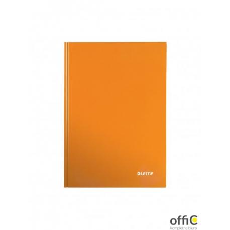 Brulion w kratkę A5 LEITZ WOW żółty 46281116