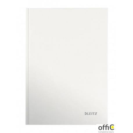 Brulion w kratkę A4 LEITZ WOW biały 46261101