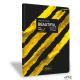 Brulion BLACKIE szyty A5 96k 70g kratka miękka oprawa 400113929 TOP2000