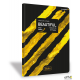Brulion BLACKIE szyty A5 96k 70g linia miękka oprawa 400113930 TOP2000