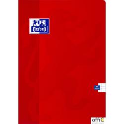 Brulion A4 96 kartek, ESSE linia z marginesem OXFORD 400026717
