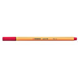 Cienkopis STABILO point 88/40 0.4mm czerwony