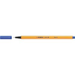 Cienkopis STABILO point 88/41 0.4mm niebieski