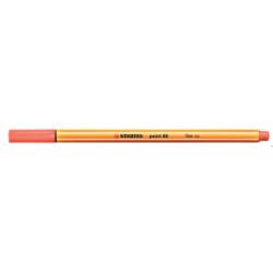 Cienkopis STABILO point 88/26 0.4mm brzoskwinia