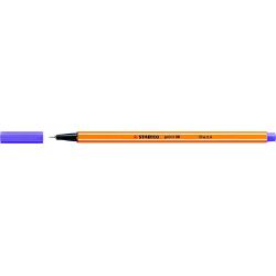 Cienkopis STABILO point 88/55 0.4mm fioletowy