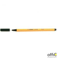 Cienkopis STABILO point 88/63 0.4mm ziemista zieleń