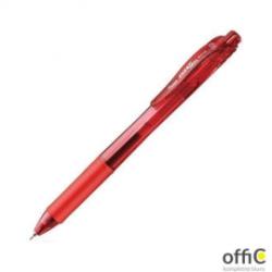 Cienkopis PENTEL Energelx- czerwony BLN105