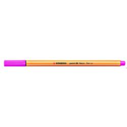 Cienkopis STABILO point 88/056 neonowy różowy