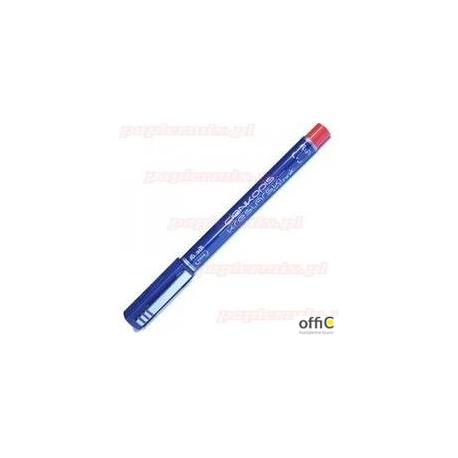 Cienkopis kreśl.0.3 CK-03/B czerwony 403-030 RYSTOR