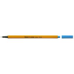 Cienkopis F-LINER 0.4  niebieski TOMA