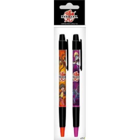 Długopis (2) BAKUGAN MAJEWSKI *2528