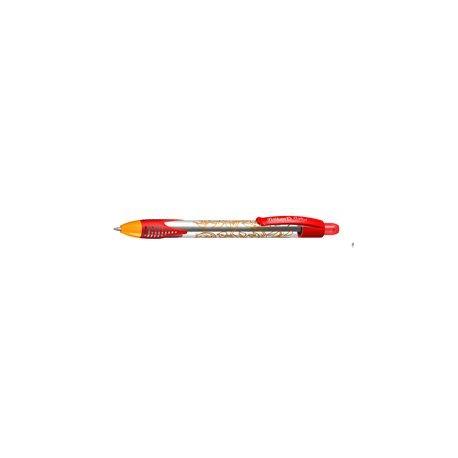 Dług.CLUB gel.G31 FANCY(12)cze czerwony PN995662