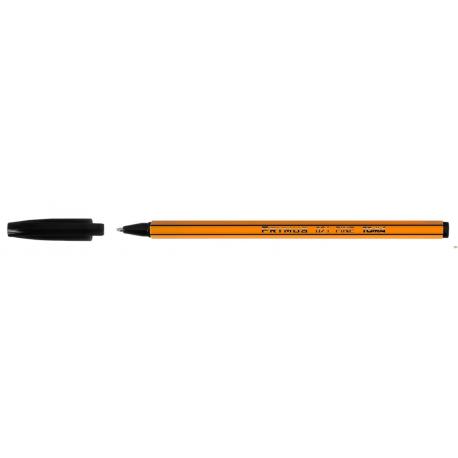 Długopis PRYMUS czarny TO-021 3 2 TOMA