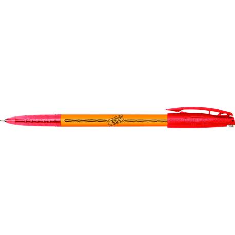 _ Długopis KROPKA BIS 0.7 czerw. 450-001 RYSTOR