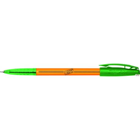 Długopis KROPKA BIS 0.7 zielo. 450-003 RYSTOR
