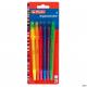 Długopis SPOTS NEON/B (6) 000030841  HERLITZ