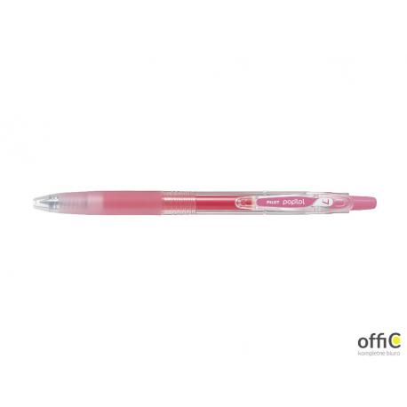 Długopis żelowy POP LOL  baby pink PIBL-PL-7-BP PILOT