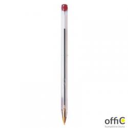 Długopis BIC Cristal Original czerwony, 847899