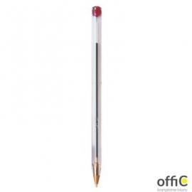 Długopis BIC CRISTAL czerwony 1mm 847899