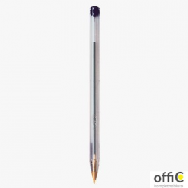 Długopis BIC CRISTAL czarny 1mm 847897