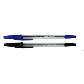 Długopis UNIVERSAL CORVINA op. 50sztuk czarny (40163/01)