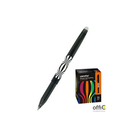 Długopis wymazywalny GR-1204 czarny GRAND 160-2015 KW