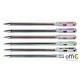 Długopis SUPERB BK77 fioletowy PENTEL
