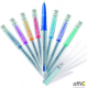 Termiczny długopis ścieralnyUF-220(TSI)czerwo UNI