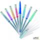 Termiczny długopis ścieralnyUF-220(TSI)różowy UNI
