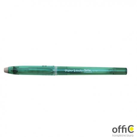 Długopis wymazywalny REPLAY PREMIUM zielony 1901325 PAPER MATE
